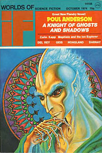 Worlds of If - October 1974