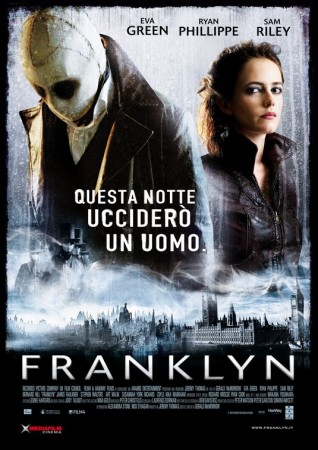 Franklyn movie poster