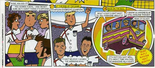 mcfly's magic bus