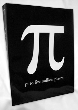 Pi to five million places
